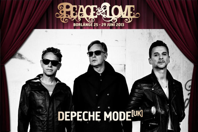 23/10/12 Depeche mode to P&L